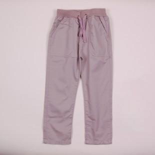 Фото: Светлые штаны с карманами (артикул Z 60137-beige) - изображение 3