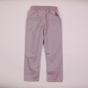 Фото: Светлые штаны с карманами (артикул Z 60137-beige) - изображение 4