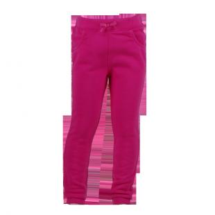 . Детские спортивные штаны розового цвета для девочки