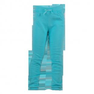 . Спортивные штаны бирюзового цвета