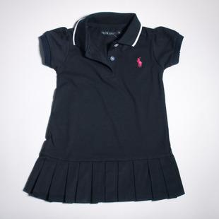 Фото: Платье Polo тёмно-синего цвета (артикул RL 50002-deep blue) - изображение 3