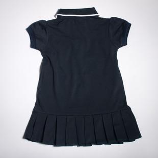 Фото: Платье Polo тёмно-синего цвета (артикул RL 50002-deep blue) - изображение 4