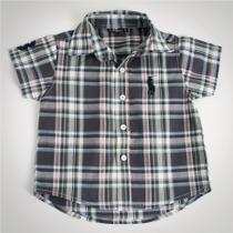 Фото: Рубашка с коротким рукавом  (артикул RL 30004-different) - изображение 3