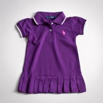 Фото: Платье Polo фиолетового цвета (артикул RL 50002-violet) - изображение 3