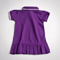 Фото: Платье Polo фиолетового цвета (артикул RL 50002-violet) - изображение 4