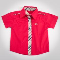 Рубашка с классическим кантом