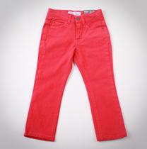 Фото: Фирменные яркие джинсы (артикул Z 60036-red) - изображение 3