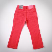 Фото: Фирменные яркие джинсы (артикул Z 60036-red) - изображение 4