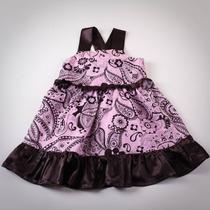 Фото: Платье с бантом на спине. (артикул O 50098-pink) - изображение 3