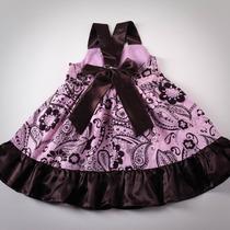 Фото: Платье с бантом на спине. (артикул O 50098-pink) - изображение 4