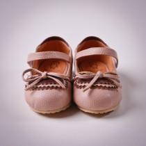 Фото: Туфли с тонким бантиком (артикул Sh 10023-pink) - изображение 4