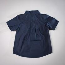 Фото: Рубашка с надписями. (артикул Gs 30011-deep blue) - изображение 4