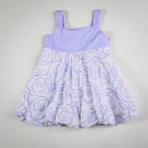 Фото: Платье с бантом на груди (артикул Gs 50023-violet) - изображение 4