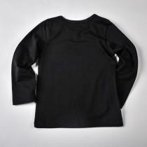 Фото: Yves Saint Laurent*. Кофточка с принтом бренда (артикул O 30055-black) - изображение 4