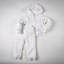 Фото: Белоснежный спортивный костюм (артикул Gp 70006-white) - изображение 3