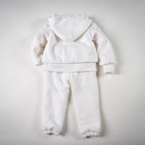 Фото: Белоснежный спортивный костюм (артикул Gp 70006-white) - изображение 4