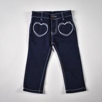 Фото: Джинсы с карманами сердечко (артикул Gp 60011-jeans) - изображение 3