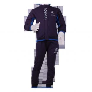 Bogner*. Спортивный костюм для мальчика темно-синего цвета