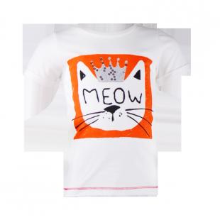. Детская футболка с принтом
