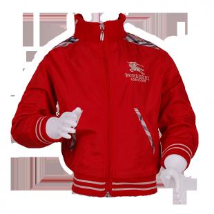 Куртка с имитацией погонов