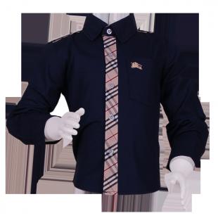 . Рубашка с классическим кантом