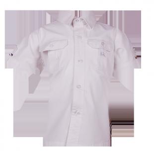 . Рубашка белого цвета