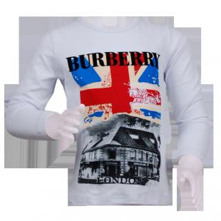 Кофточка  с большим флагом Великобритании