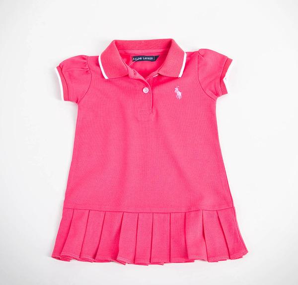 Фото: Платье Polo  (артикул RL 50002-pink)