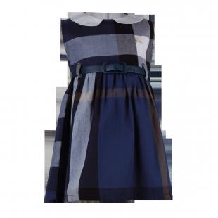 Летнее платье Burberry в клетку