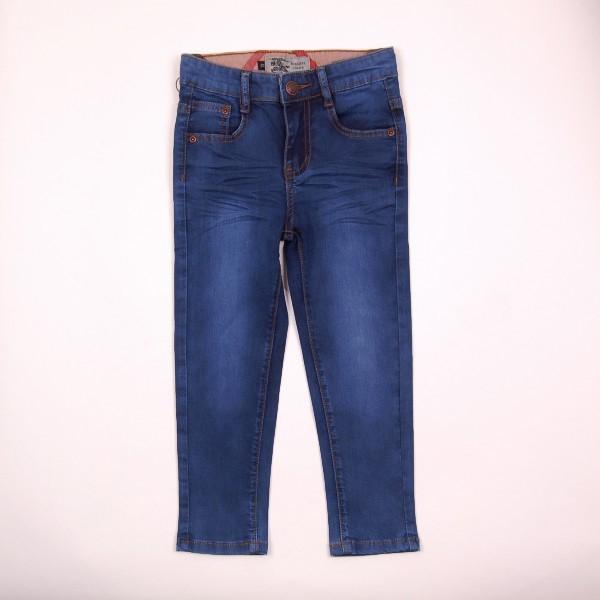 Фото: Детские стрейчевые джинсы Burberry  (артикул B 60005-jeans)