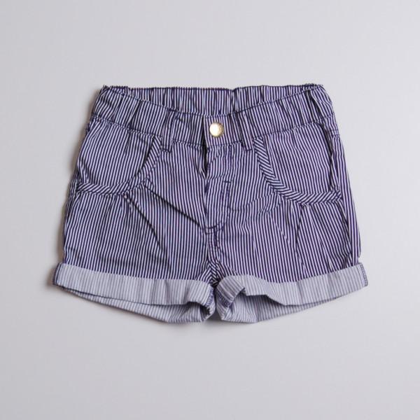 Фото: Короткие шорты для девочки (артикул O 60076-stripes)