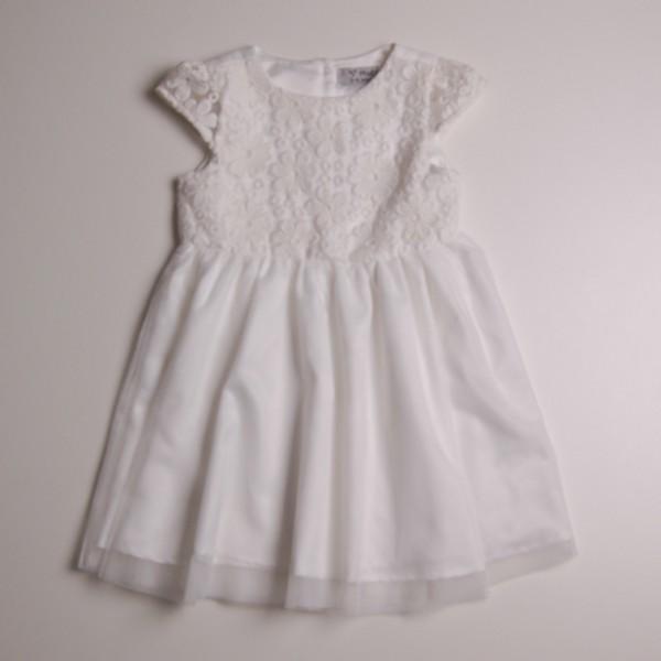 Фото: Платье фатиновое (артикул O 50273-white)