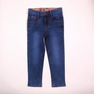 Фото: Детские стрейчевые джинсы Burberry  (артикул B 60005-jeans) - изображение 3