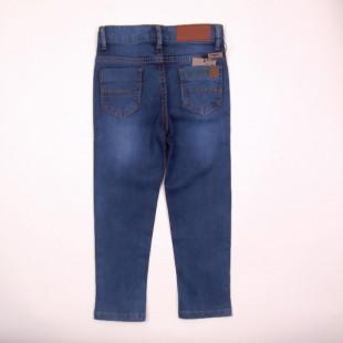 Фото: Детские стрейчевые джинсы Burberry  (артикул B 60005-jeans) - изображение 4