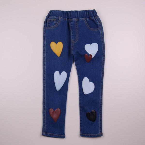 Фото: Джинсы Zara для девочки (артикул Z 60259-jeans)