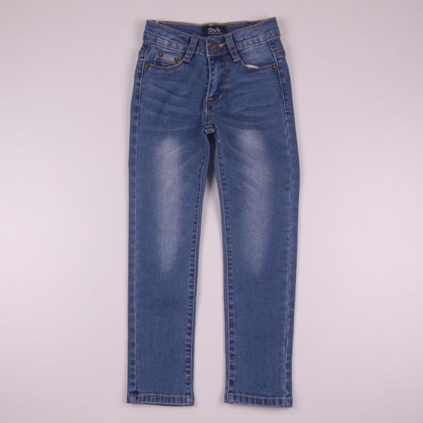 Фото: Детские джинсы D&G с потертостями (артикул O 60133-jeans)
