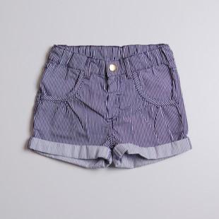 Фото: Короткие шорты для девочки (артикул O 60076-stripes) - изображение 3