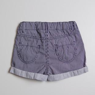 Фото: Короткие шорты для девочки (артикул O 60076-stripes) - изображение 4
