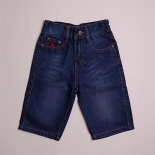 Фото: Шорты джинсовые (артикул RL 60012-jeans) - изображение 3