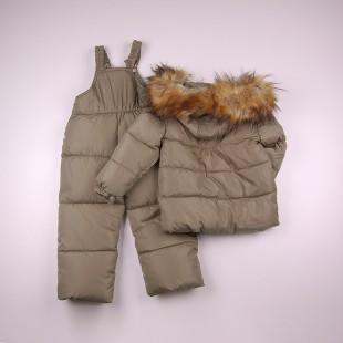Фото: Костюм детский зимний Bogner (артикул O 70038-khaki) - изображение 4