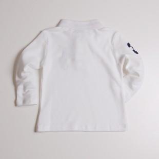 Фото: Белая кофточка для детей от Ральф Лоурен (артикул RL 30001-white) - изображение 4