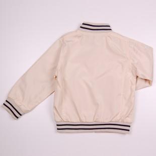 Фото: Куртка на молнии (артикул O 10061-milk) - изображение 4