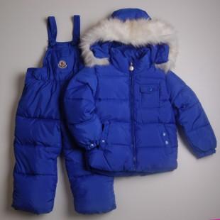 Фото: Очень теплый и качественный детский костюм  (артикул O 70041-blue) - изображение 3