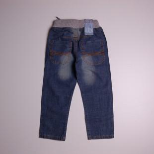 Фото: Стильные детские джинсы на резинке (артикул Z 60167-jeans) - изображение 4