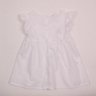 Фото: Платье с пуговицами на спине (артикул O 50198-white) - изображение 4