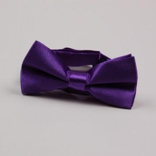 Фото: Бабочка фиолетового цвета (артикул A 40009-violet) - изображение 2