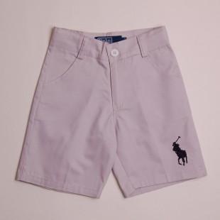 Фото: Удлинённые шорты (артикул RL 60010-light grey) - изображение 3