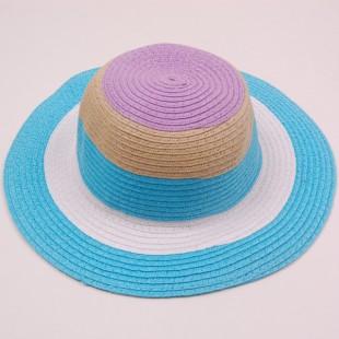 . Шляпа с полосами