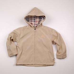 Фото: Куртка с капюшоном  (артикул B 10021-beige) - изображение 3