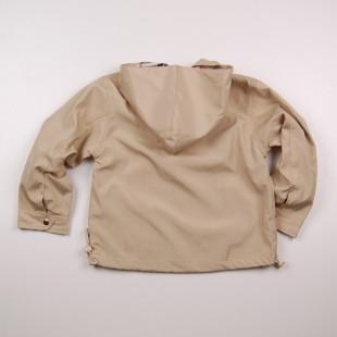 Фото: Куртка с капюшоном  (артикул B 10021-beige) - изображение 4